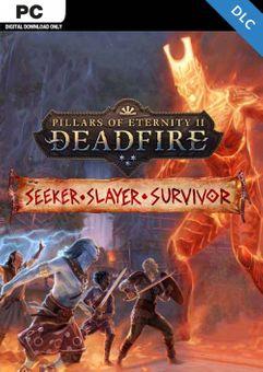 Pillars of Eternity II: Deadfire - Seeker, Slayer, Survivor PC - DLC