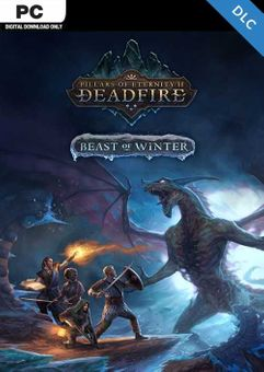 Pillars of Eternity II Deadfire Beast of Winter PC - DLC