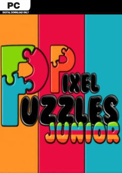 Pixel Puzzles - Junior PC (EN)
