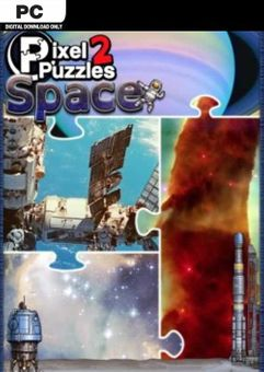 Pixel Puzzles 2: Space PC (EN)