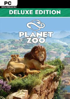 Planet Zoo - Deluxe Edition PC