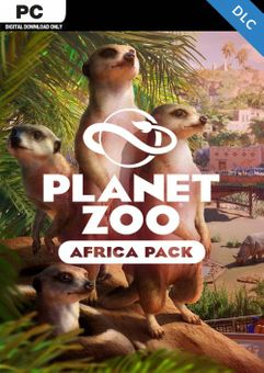 Planet Zoo: Africa Pack PC - DLC