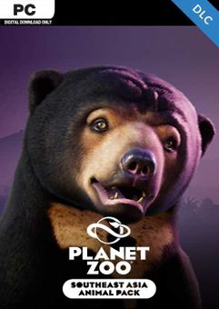 Planet Zoo: Southeast Asia Animal Pack PC - DLC