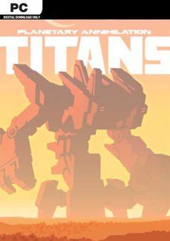 Planetary Annihilation: TITANS PC