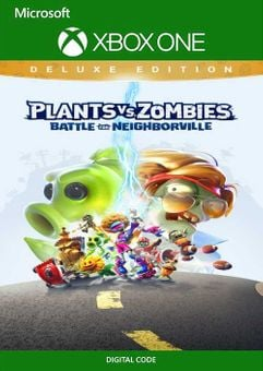 Plants vs. Zombies: Battle for Neighborville Deluxe Edition Xbox One