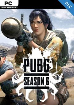 Playerunknown's Battlegrounds: Survivor Pass 6 Shakedown PC