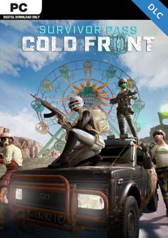 Playerunknown's Battlegrounds: Survivor Pass - Cold Front DLC
