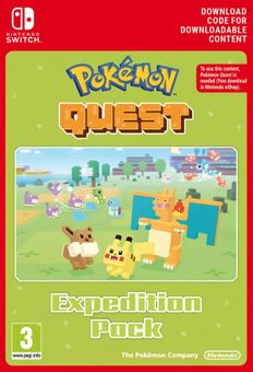 Pokemon Quest - Expedition Pack Switch (EU)