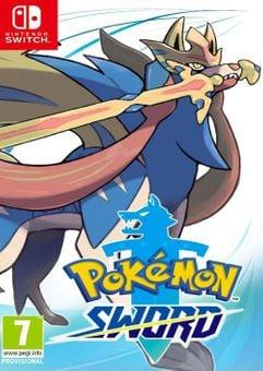 Pokemon Sword Switch (US)