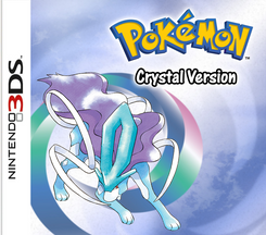 Pokémon Crystal Version 3DS