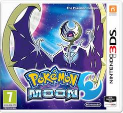 Pokemon Moon  3DS - Game Code
