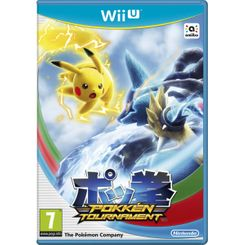 Pokkén Tournament Wii U - Game Code