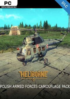 Heliborne - Polish Armed Forces Camouflage Pack PC -DLC