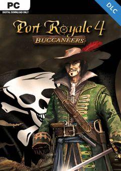 Port Royale 4 - Buccaneers PC - DLC