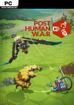 Post Human W.A.R PC