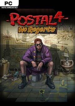 POSTAL 4: No Regerts PC