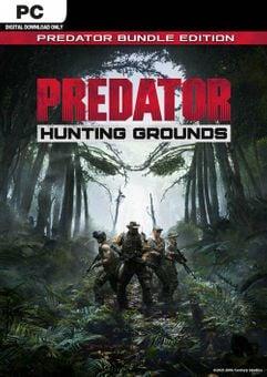 Predator: Hunting Grounds - Predator Bundle Edition PC