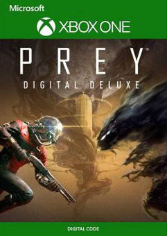 Prey: Digital Deluxe Edition Xbox One (UK)
