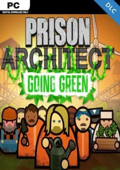 Prison Architect - Going Green PC