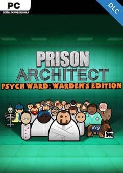 Prison Architect - Psych Ward Wardens Edition PC-DLC