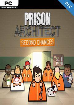 Prison Architect - Second Chances PC - DLC