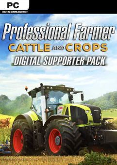 Professional Farmer: Cattle and Crops - Digital Supporter Pack PC - DLC