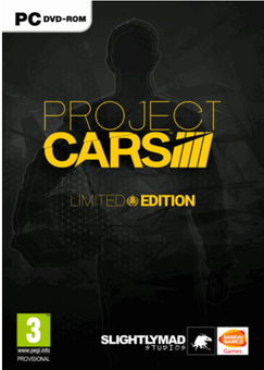 Project CARS Limited Edition PC
