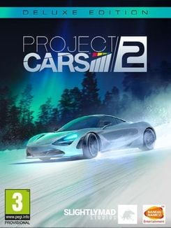 Project Cars 2 Deluxe Edition PC