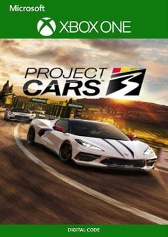 Project Cars 3 Xbox One (EU)