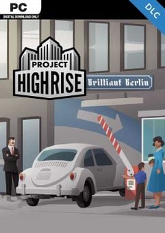 Project Highrise: Brilliant Berlin PC - DLC