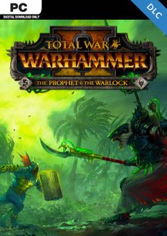 Total War: Warhammer II 2 - The Prophet & The Warlock DLC PC (EU)