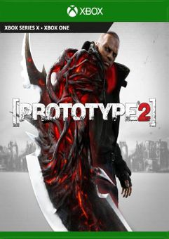 Prototype 2 Xbox One (UK)