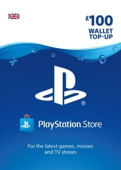 Playstation Network (PSN) Card - £100