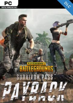 Playerunknown's Battlegrounds: Survivor Pass - Payback PC - DLC