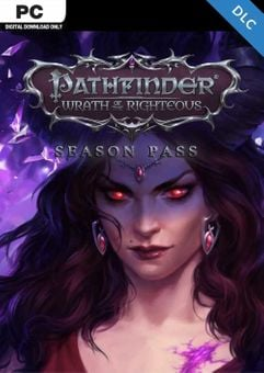 Pathfinder: Wrath of the Righteous - Season Pass PC - DLC