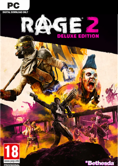 Rage 2 Deluxe Edition PC + DLC