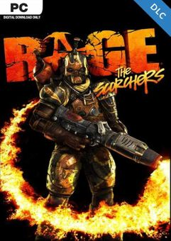 Rage The Scorchers PC - DLC