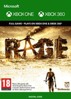 Rage Xbox 360 / Xbox One