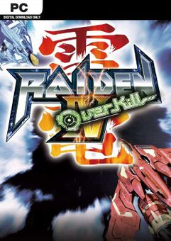 Raiden IV: OverKill PC (EN)