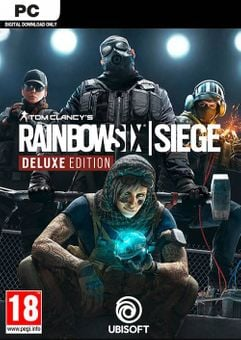 Tom Clancy's Rainbow Six Siege Deluxe Edition PC (US)