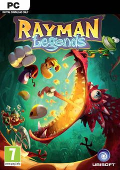 Rayman Legends PC