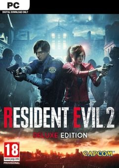 Resident Evil 2 / Biohazard RE2 Deluxe Edition PC