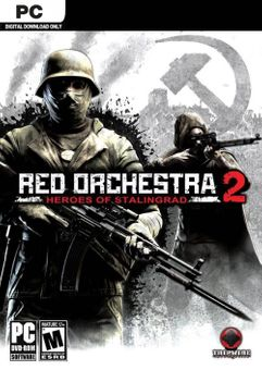 Red Orchestra 2 Heroes of Stalingrad with Rising Storm PC