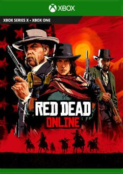 Red Dead Online Xbox One (UK)