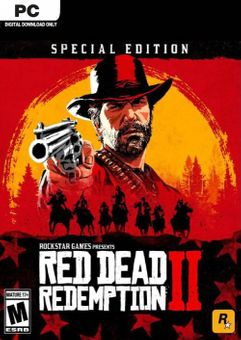 Red Dead Redemption 2 - Special Edition PC + DLC