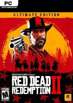Red Dead Redemption 2 - Ultimate Edition PC + DLC