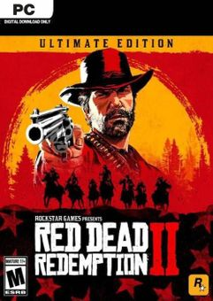 Red Dead Redemption 2 - Ultimate Edition PC