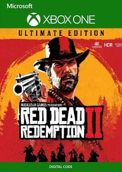 Red Dead Redemption 2 - Ultimate Edition Xbox One (US)