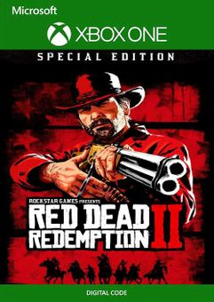 Red Dead Redemption 2 - Special Edition Xbox One (UK)