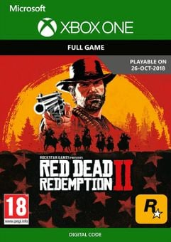 Red Dead Redemption 2 Xbox One (US)